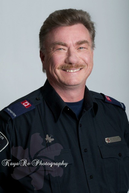 Ron Scott : Director, Manitoba