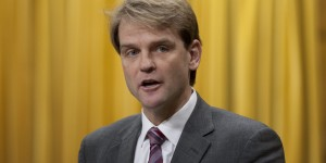 Conservative MP Chris Alexander rises in the House of Commons Friday December 9, 2011 in Ottawa. THE CANADIAN PRESS IMAGES/Adrian Wyld